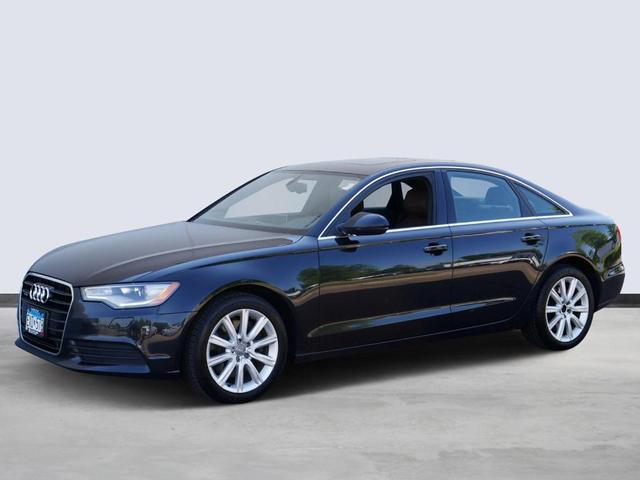 used 2014 Audi A6 car, priced at $14,480