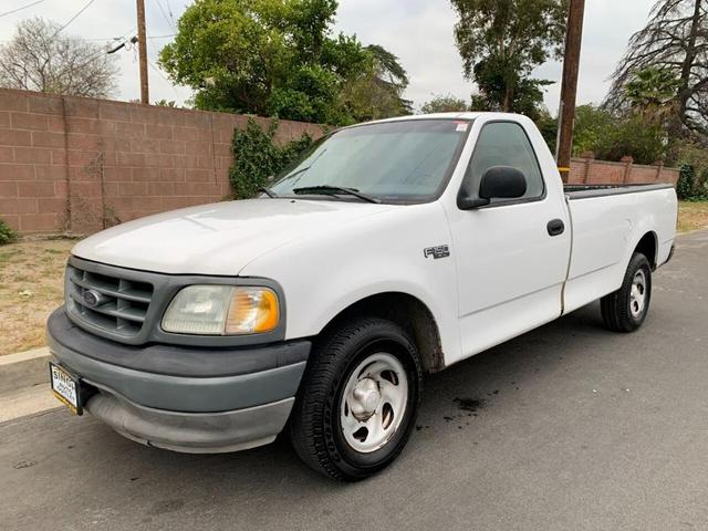 used 2003 Ford F-150 car, priced at $6,995