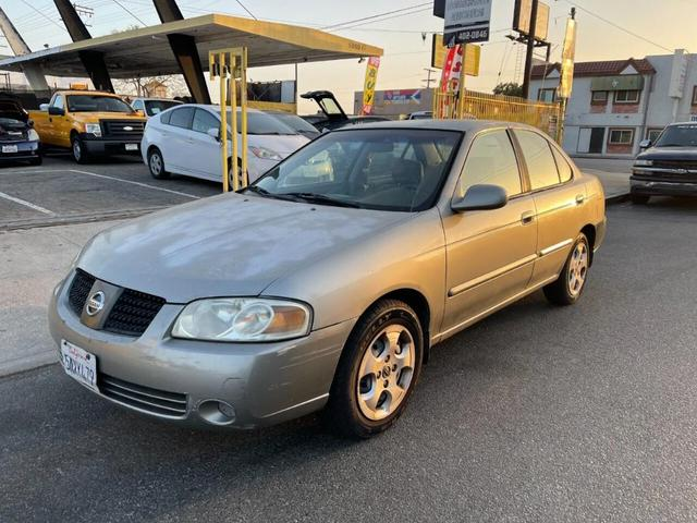 used 2004 Nissan Sentra car, priced at $2,800