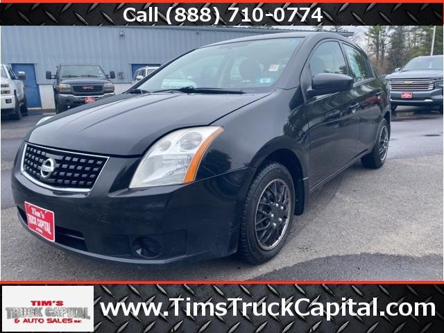 used 2008 Nissan Sentra car, priced at $2,950