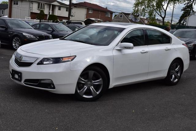 used 2013 Acura TL car, priced at $22,950