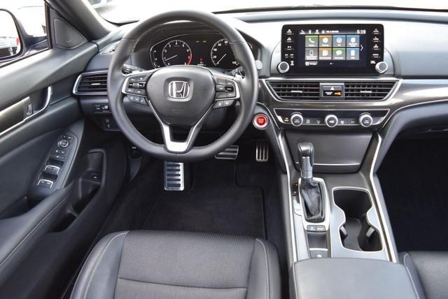 used 2018 Honda Accord car, priced at $26,950