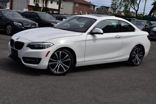 used 2016 BMW 228 car, priced at $21,950