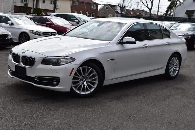 used 2015 BMW 528 car, priced at $22,950