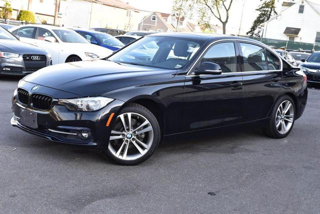 used 2017 BMW 330 car, priced at $25,950