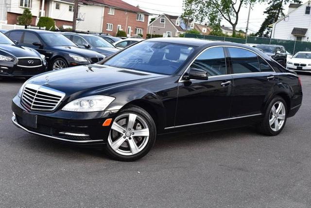 used 2010 Mercedes-Benz S-Class car, priced at $18,895
