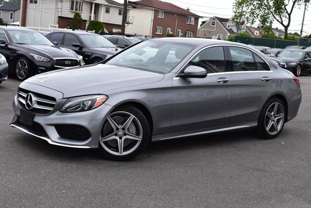 used 2016 Mercedes-Benz C-Class car, priced at $29,950