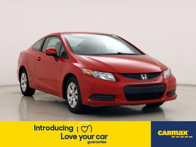 used 2012 Honda Civic car, priced at $13,998