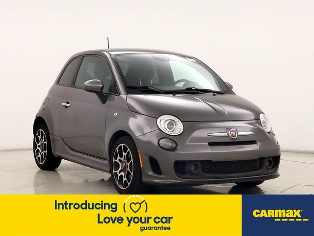 used 2013 FIAT 500 car, priced at $10,998