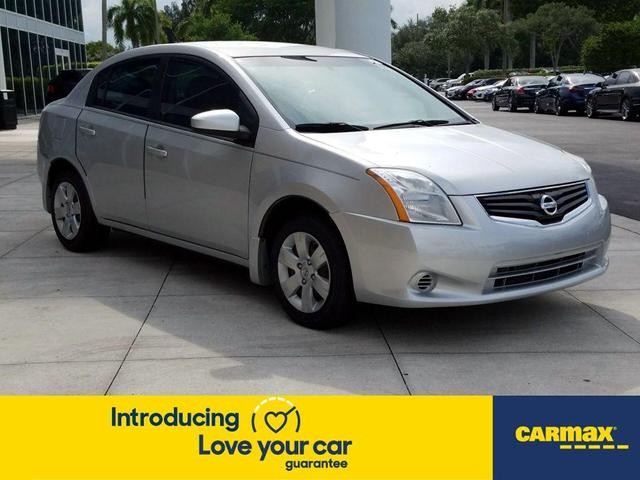 used 2012 Nissan Sentra car, priced at $11,599