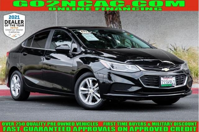 used 2016 Chevrolet Cruze car, priced at $13,900