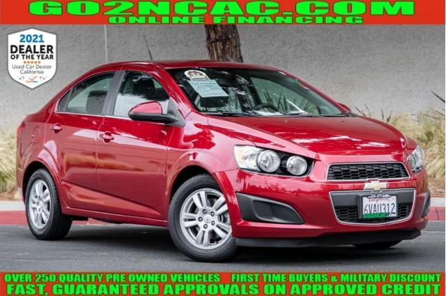 used 2012 Chevrolet Sonic car, priced at $7,990