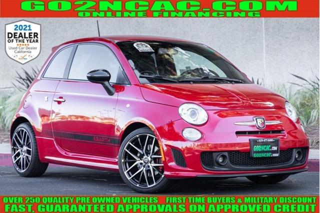 used 2012 FIAT 500 car, priced at $11,900