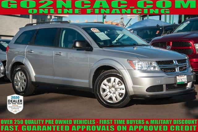 used 2016 Dodge Journey car, priced at $12,900