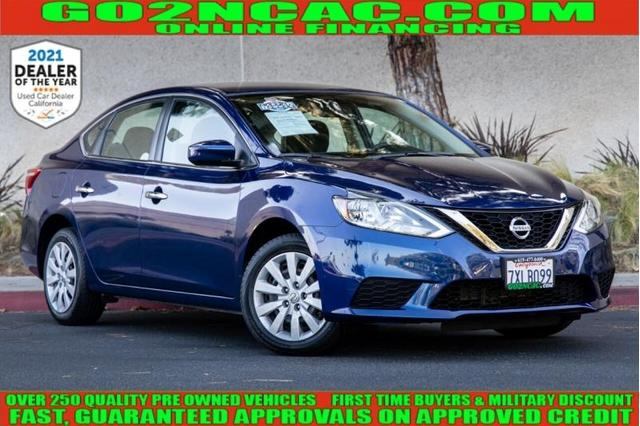 used 2017 Nissan Sentra car, priced at $14,600
