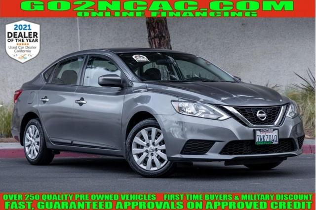 used 2016 Nissan Sentra car, priced at $13,700