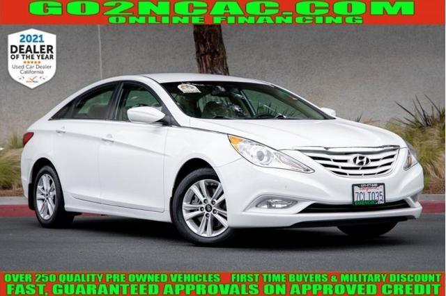used 2013 Hyundai Sonata car, priced at $10,497
