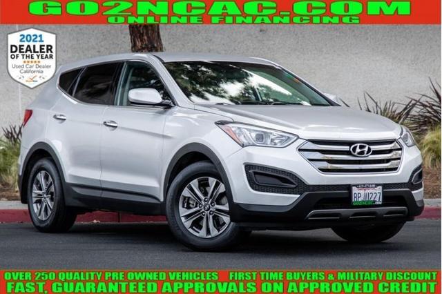 used 2015 Hyundai Santa Fe Sport car, priced at $10,700