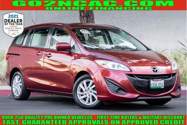 used 2012 Mazda Mazda5 car, priced at $8,900