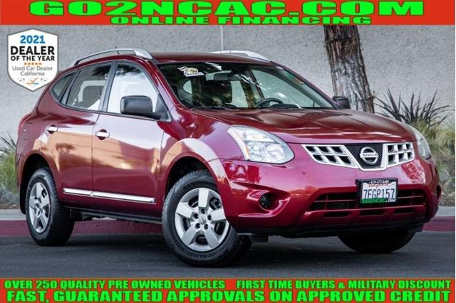 used 2014 Nissan Rogue Select car, priced at $12,900