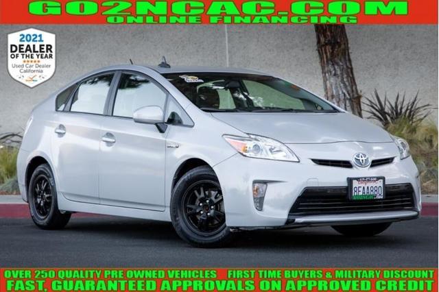 used 2015 Toyota Prius car, priced at $8,990