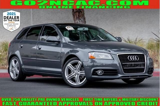 used 2012 Audi A3 car, priced at $14,997