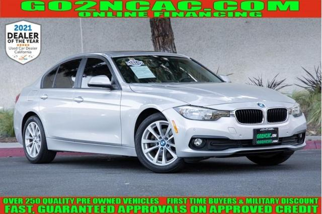 used 2016 BMW 320 car, priced at $19,900