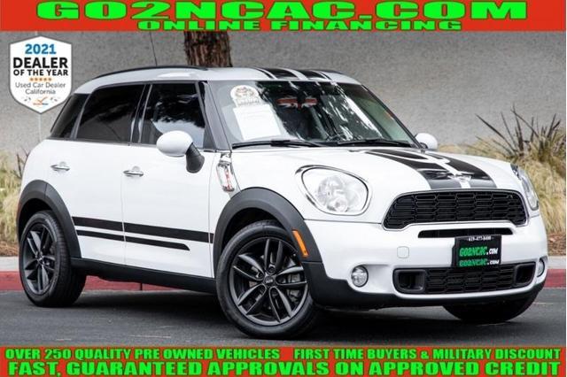 used 2014 MINI Countryman car, priced at $11,900