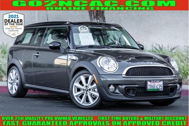 used 2014 MINI Clubman car, priced at $13,900