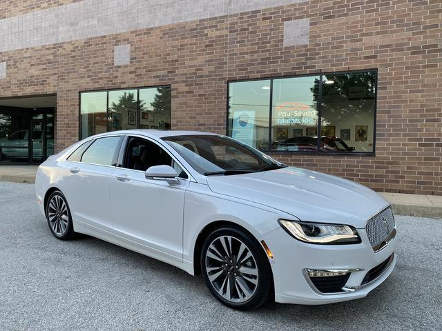 used 2020 Lincoln MKZ car, priced at $41,500