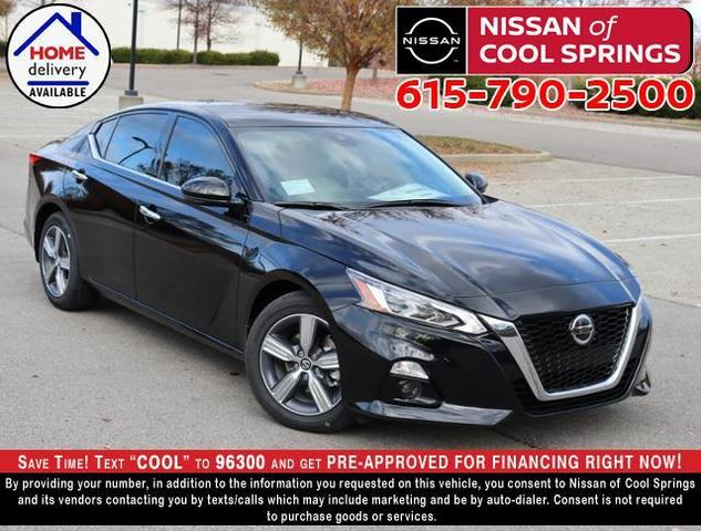new 2021 Nissan Altima car, priced at $31,290