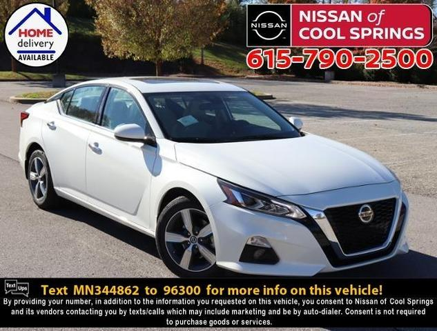new 2021 Nissan Altima car, priced at $31,685