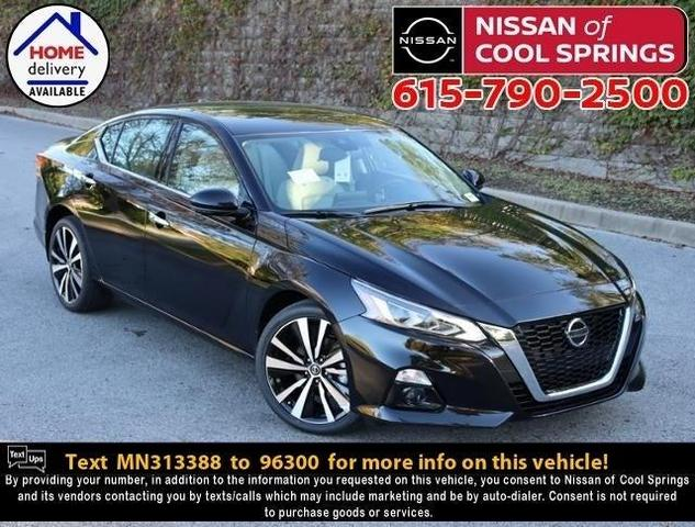 new 2021 Nissan Altima car, priced at $33,898