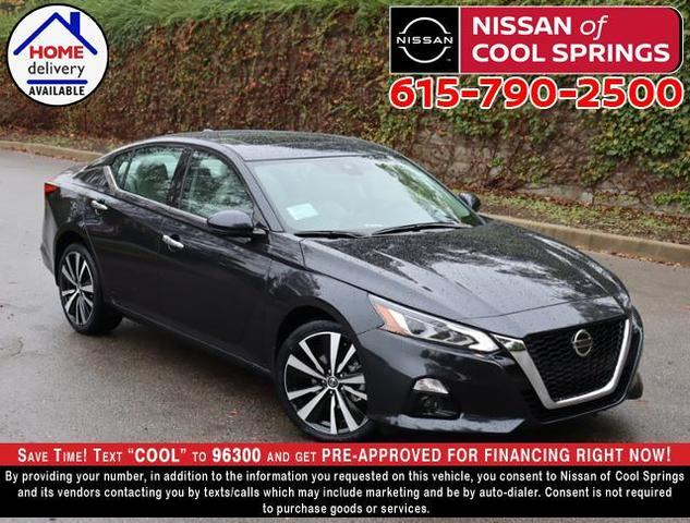 new 2021 Nissan Altima car, priced at $34,035