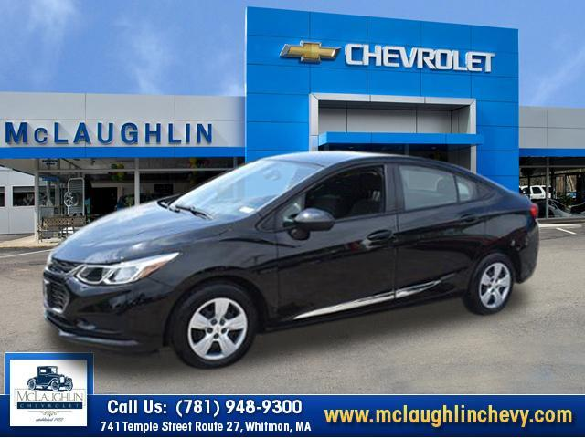 used 2018 Chevrolet Cruze car, priced at $18,980