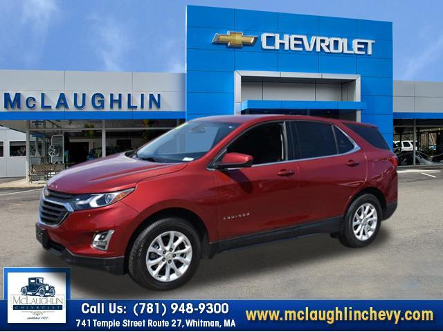 used 2018 Chevrolet Equinox car, priced at $21,980