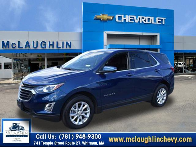 used 2019 Chevrolet Equinox car, priced at $21,980