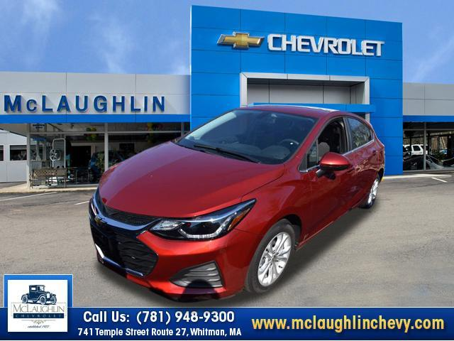 new 2019 Chevrolet Cruze car, priced at $18,980