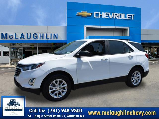 used 2020 Chevrolet Equinox car, priced at $20,980