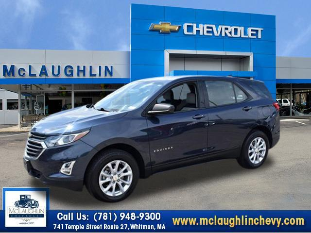 used 2018 Chevrolet Equinox car, priced at $22,980