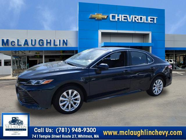 used 2020 Toyota Camry car, priced at $24,980