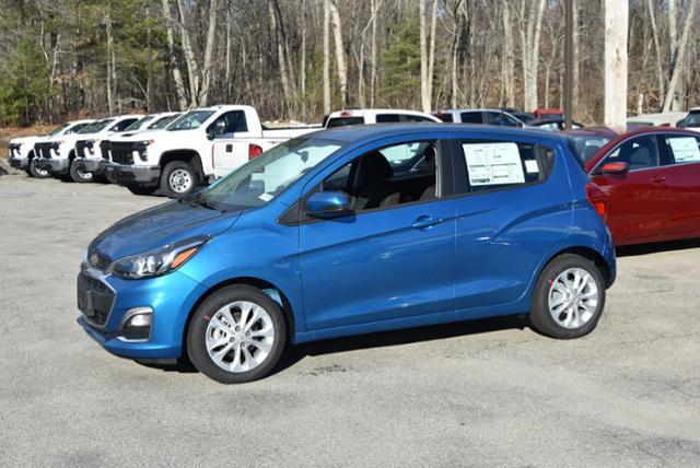 new 2021 Chevrolet Spark car, priced at $16,490