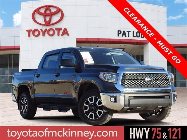 used 2019 Toyota Tundra car, priced at $47,228