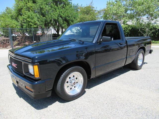 used 1991 GMC Sonoma car, priced at $19,900