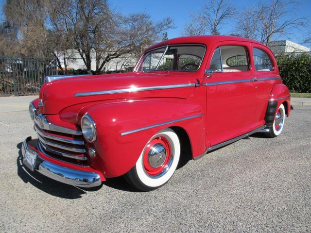 used 1947 Ford Super Deluxe car, priced at $29,900