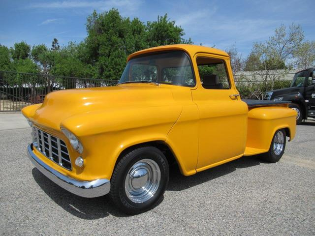 used 1955 Chevrolet Pickup car, priced at $34,900