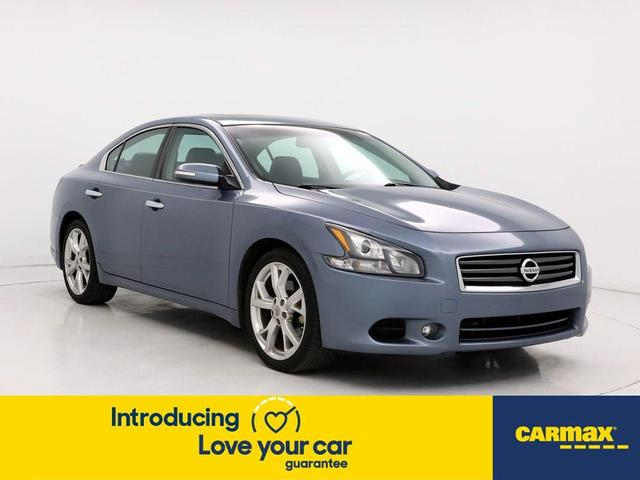 used 2012 Nissan Maxima car, priced at $14,599