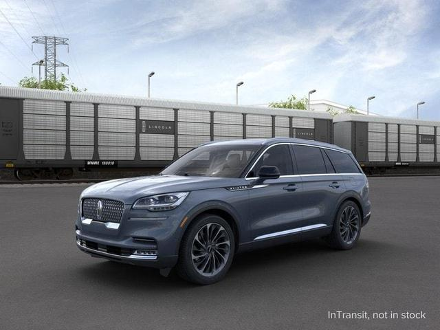 new 2021 Lincoln Aviator car, priced at $65,625