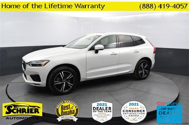 used 2018 Volvo XC60 car, priced at $39,700