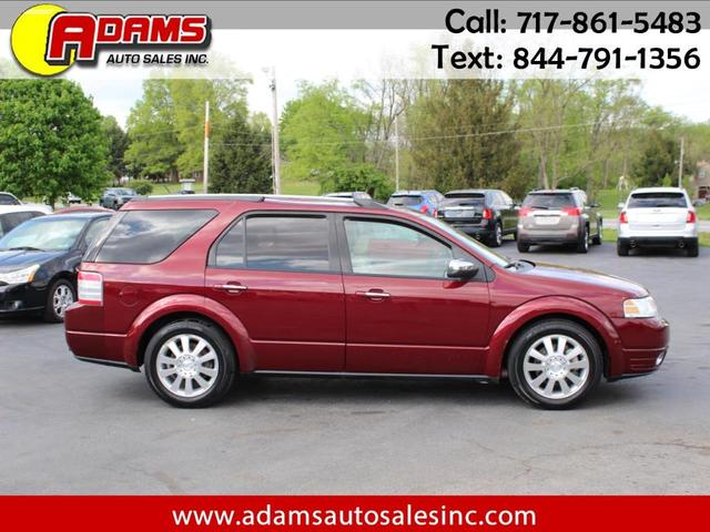 used 2008 Ford Taurus X car, priced at $6,950